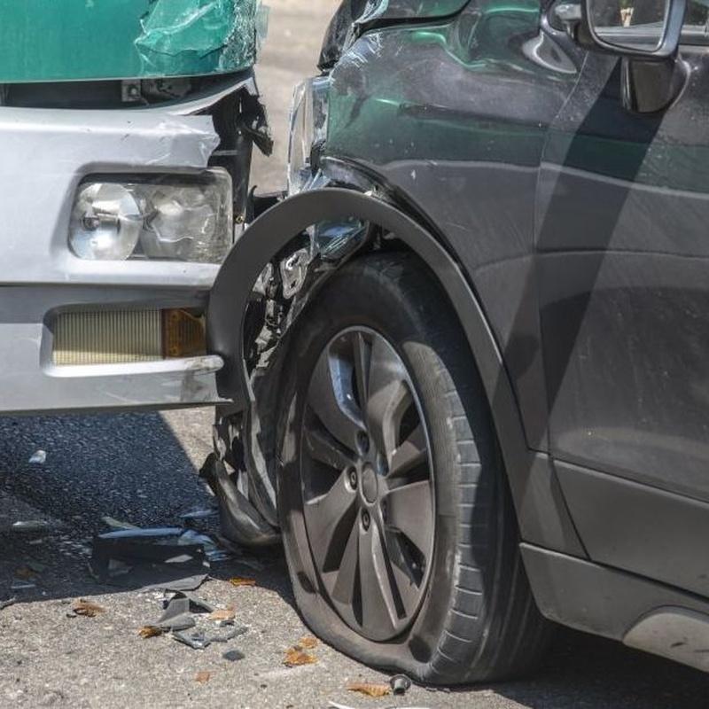 Accidentes de tráfico: Servicios de Bufete Blanco Abogados