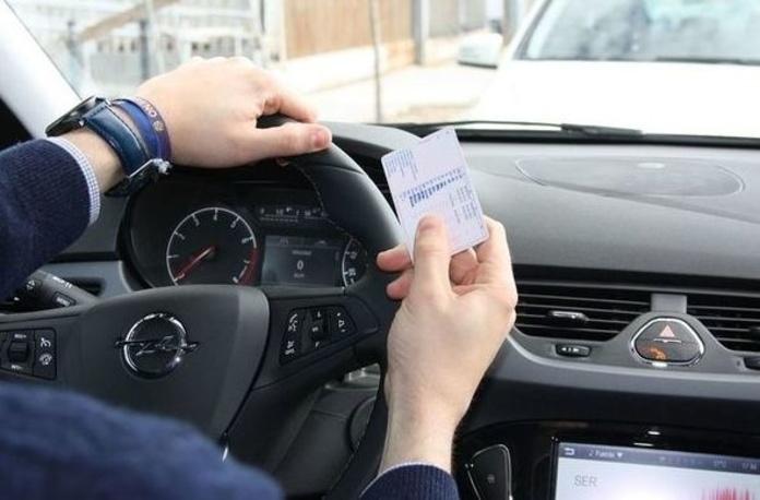 Renovación de tu permiso de conducir