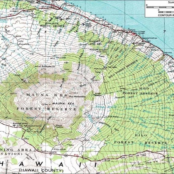¿Qué son los planos y mapas topográficos?