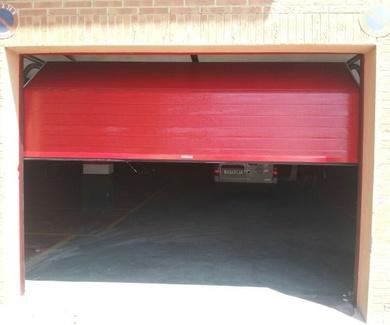 Mantenimiento de puertas de garaje