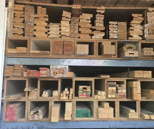 Corte de maderas a medida