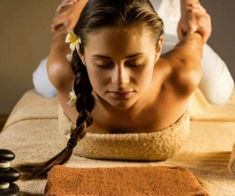 Aromaterapia: Tratamientos de Aroma Thai Massage Spa