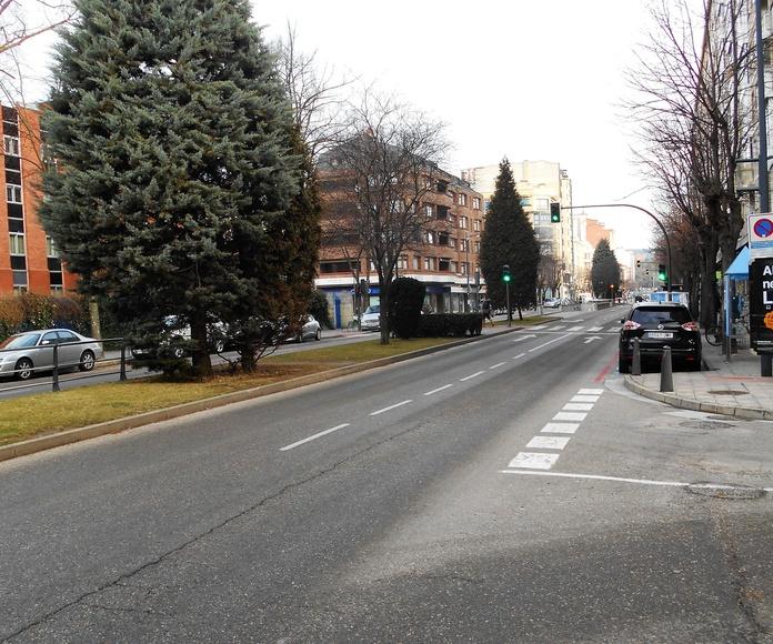 Venta Plaza Garaje Avda. del Cid: Venta y alquiler de inmuebles de Inmobiliaria Renedo