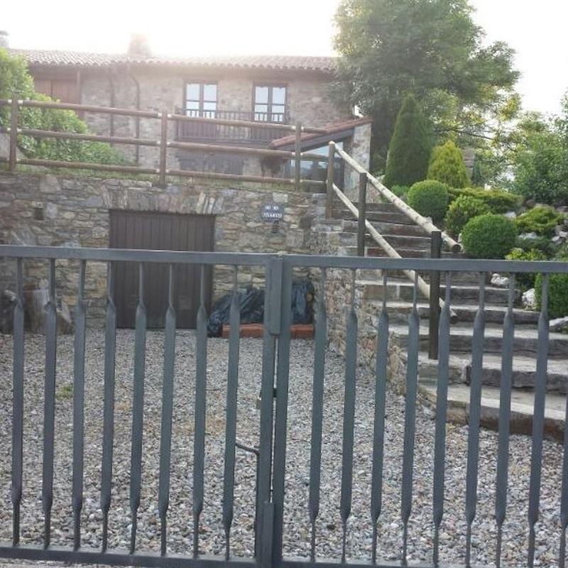 Cerramientos: Servicios de Construccions LL Cutrina