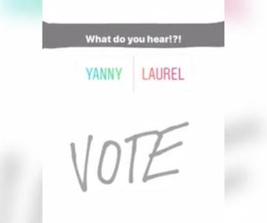 ¿Laurel o Yanny?