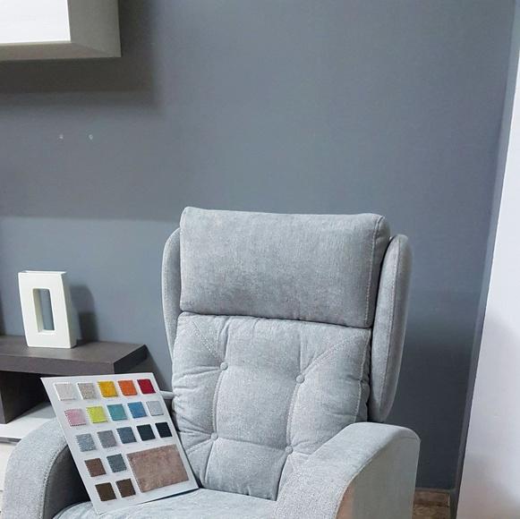 sillon relax diseño capitone: Productos  de Muebles Llueca, S. L.