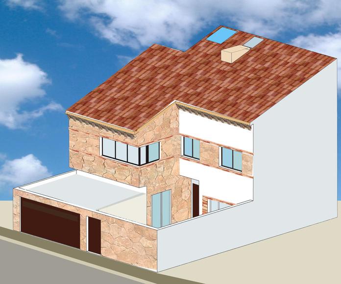 Reproducción en 3D: Catálogo de Planos y Obras, S.L.