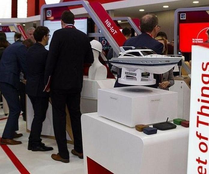 Vodafone muestra el presente y el futuro del Internet de las Cosas