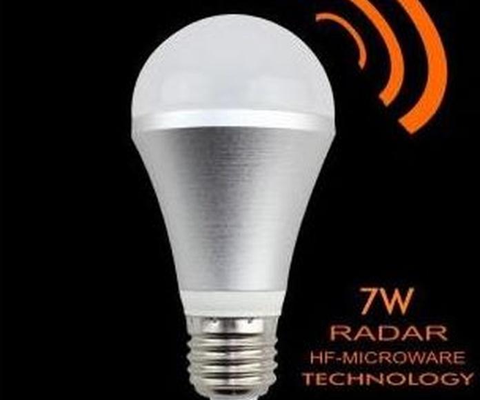 Lampara led 7W radar: Productos de Centro Led Almería