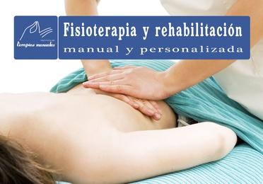 Servicio de FISIOTERAPIA Y REHABILITACION manual y personalizada.