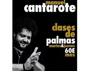 Clases de cante con Tomasa Peña Santiago: Clases de Academia de Guitarra Flamenca José Ignacio Franco