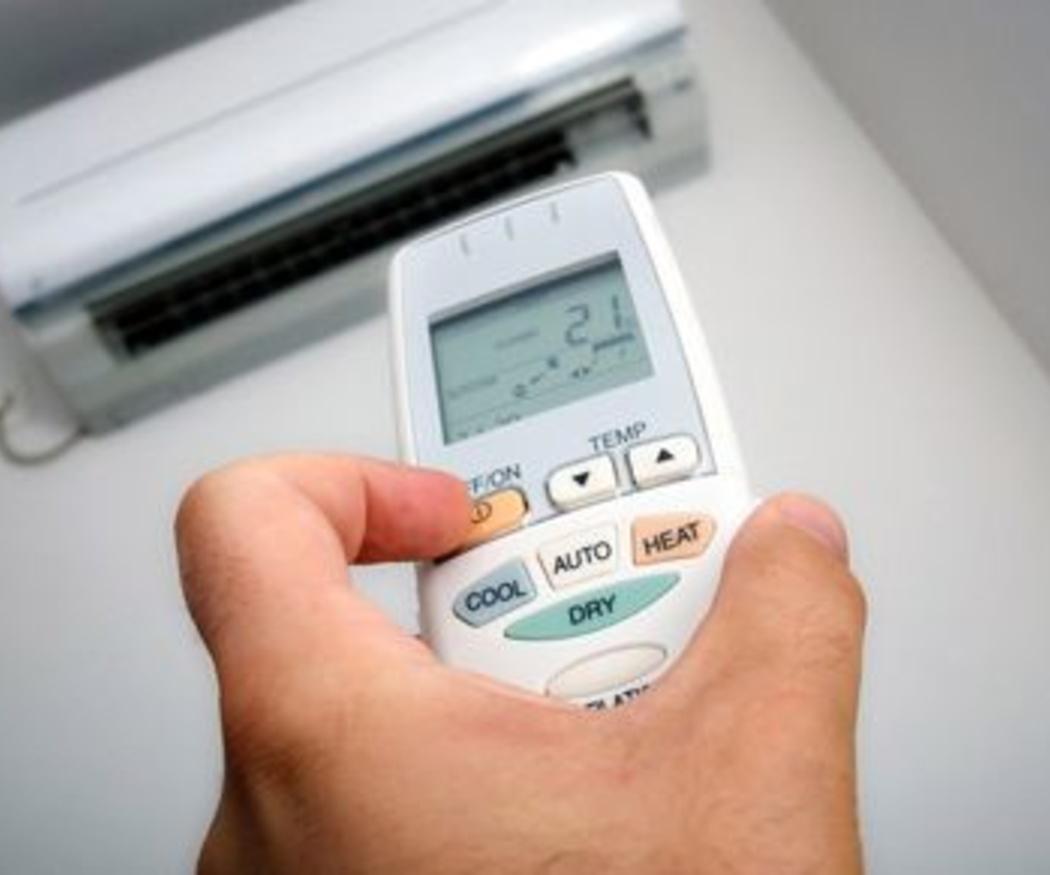 Pautas para usar el aire acondicionado en habitaciones con bebés