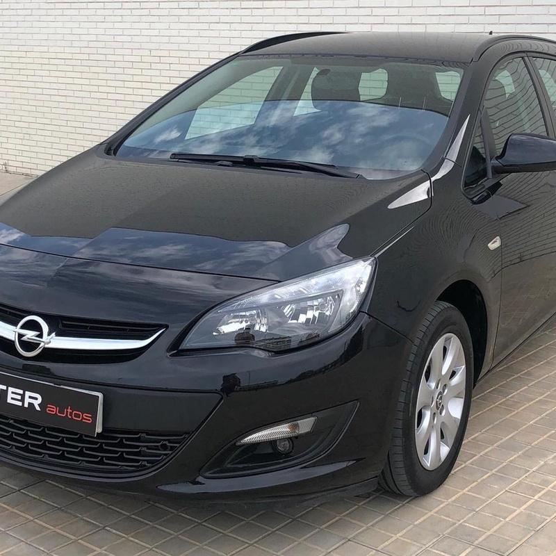 Opel Astra Station Wagon Astra 1.6 Cdti 110 CV S&S ST Elective:  de ASTER Autos
