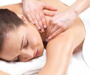 Masaje relajante de 30 minutos