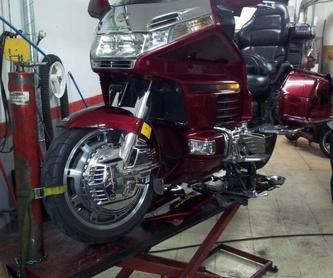 Restauración de motos clásicas: Servicios de Motos JLO