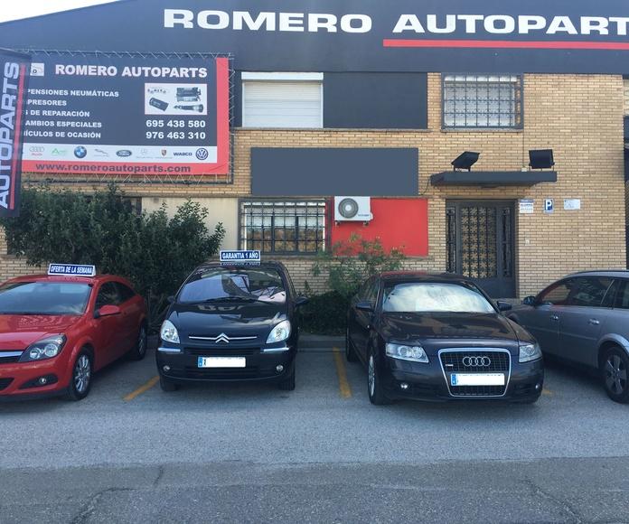 ROMERO AUTOPARTS ZARAGOZA SL