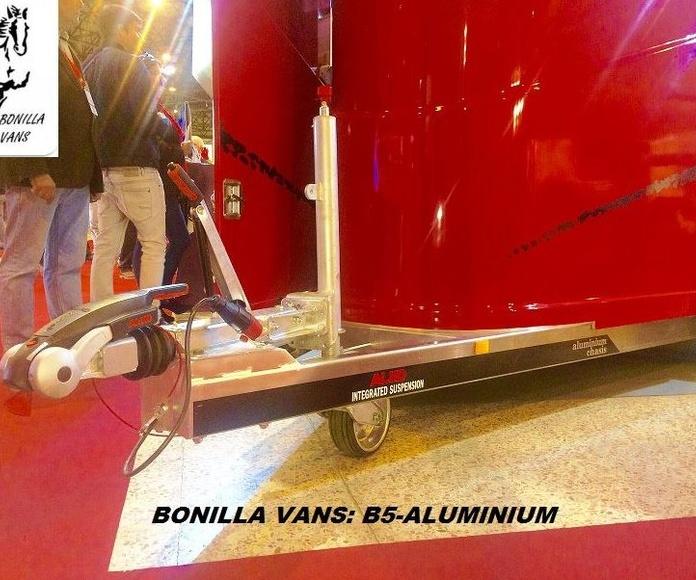 B5-Aluminium: Modelos de Bonilla Vans