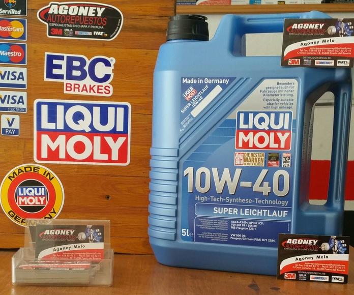 LIQUI MOLY ACEITE 10W40 5L