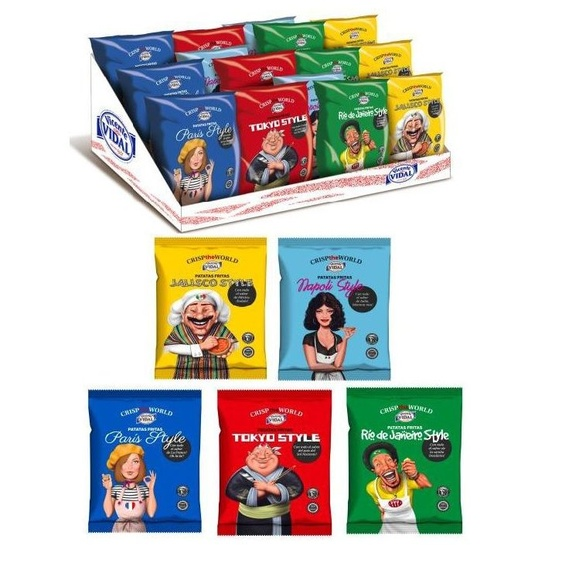 Otros productos: Productos de Sarigabo, S. L.