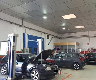 Taller de mutuas multimarca: Servicios de KR Sport Automoción