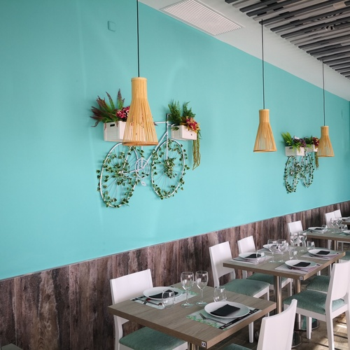 Restaurante en Arganda del Rey