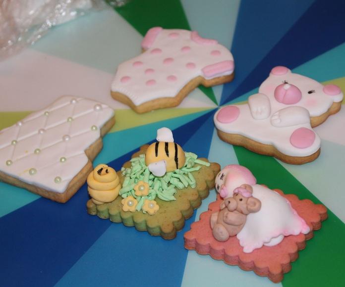 Cursos de galletas decoradas en Txoko Bilanda -