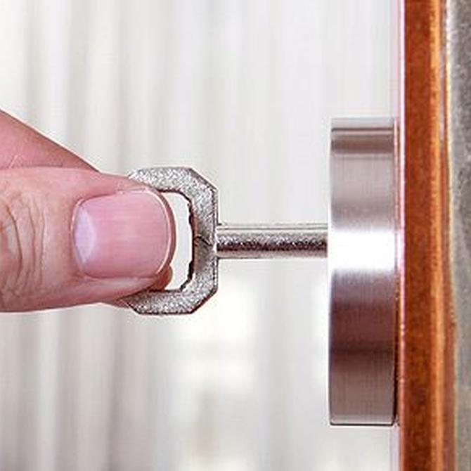 Protege tu puerta de los ladrones de casas