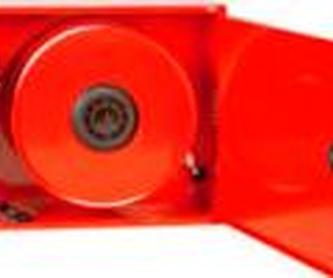 Armarios para extintores de fuego: SERVICIOS  de Ignifugaciones Lotor S.L.