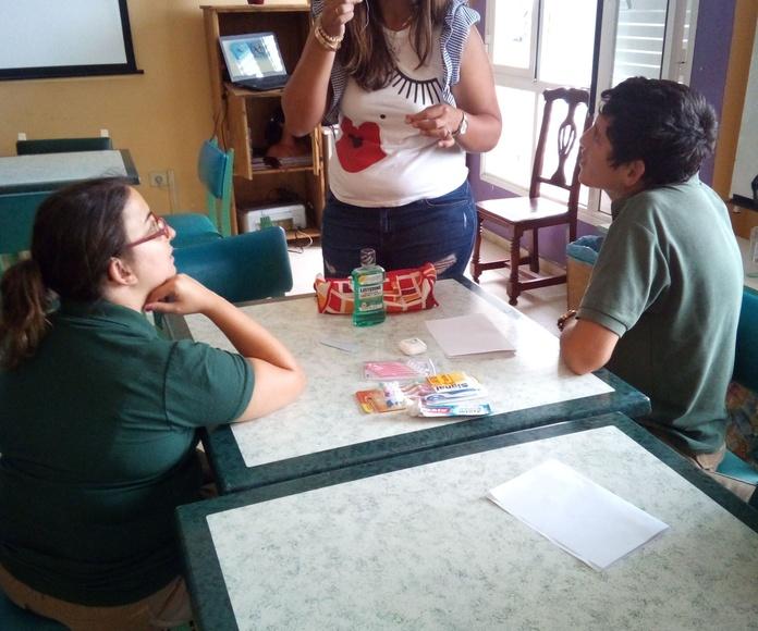 EVALUACIÓN PRÁCTICA DE TALLERES DE AVD: Proyectos y Servicios de Asociación Domitila