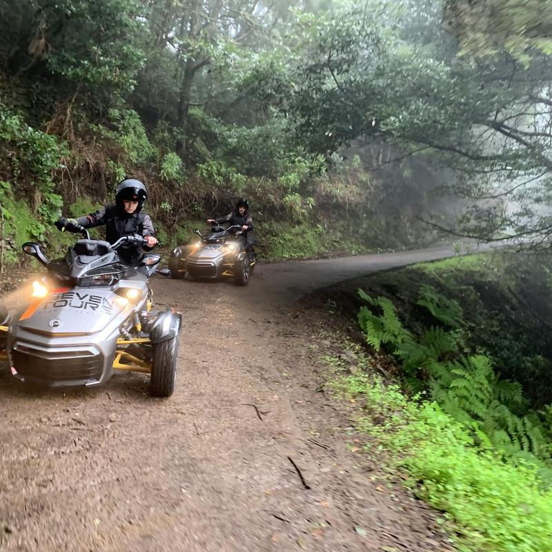 Excursión a La Gomera: Nuestros Tours de Seven Tours