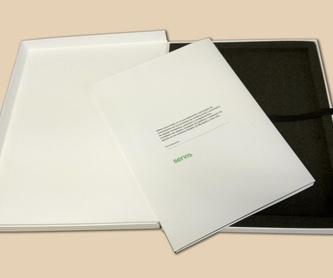Tesis doctorales, trabajos, informes...: Servicios y productos de Rovira Digital, S.L.
