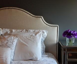 Haz tu dormitorio más romántico con un cabecero tapizado