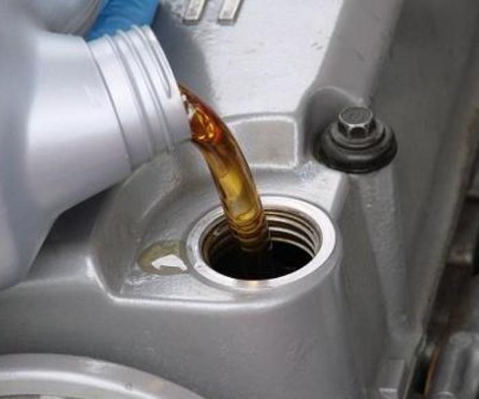 Cambio de aceite y filtro: ¿Qué realizamos?  de Información