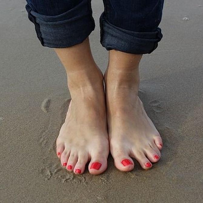 Cuidar tus pies en uno de los primeros pasos para un entrenamiento saludable