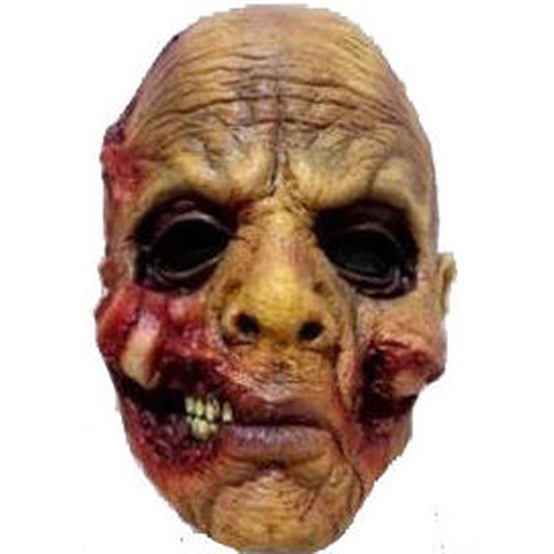 Máscara zombie pútrido