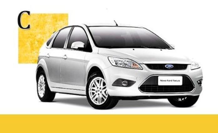 Ford Focus: Servicios de Elite Van