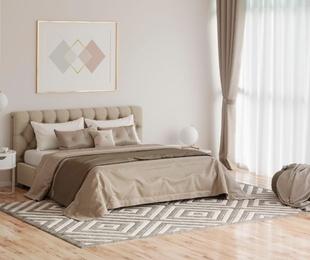 La decoración textil en dormitorios
