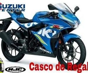 Suzuki Gsxr 125