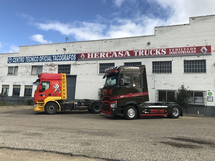Talleres Hercasa: Servicios de Grupo Hercasa