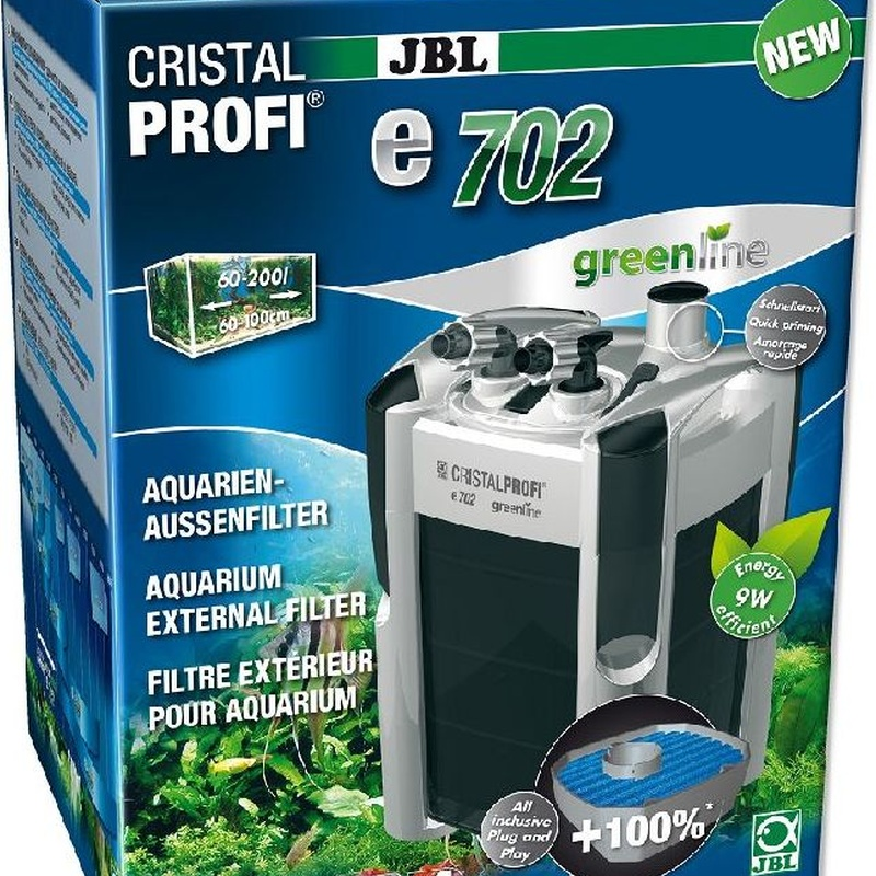 JBL CRISTALPROFI E702 GREENLINE: Tienda Virtual Planeta Azul de Planeta Azul