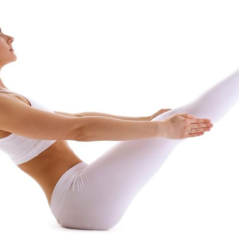 Yoga pilates: Actividades de Ananta Yoga