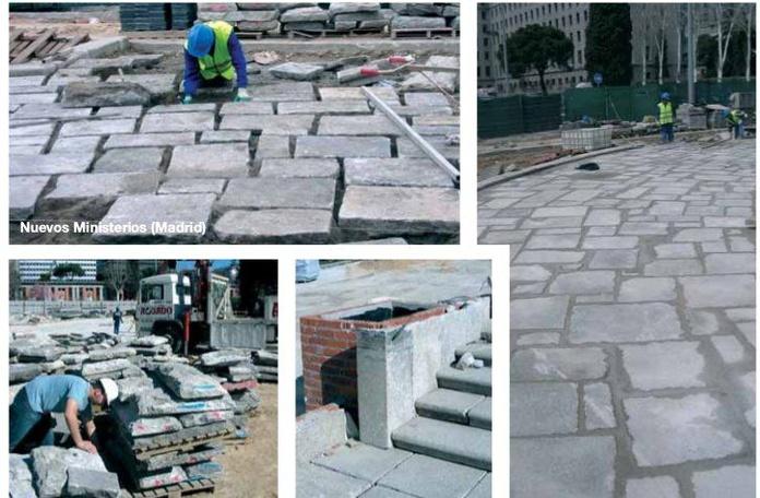 Recuperación y reposición: Servicios de LYA Universal De Solados Construcciones