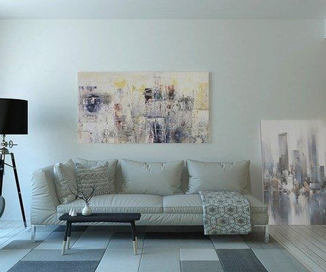 La importancia de las obras de arte en la decoración del hogar