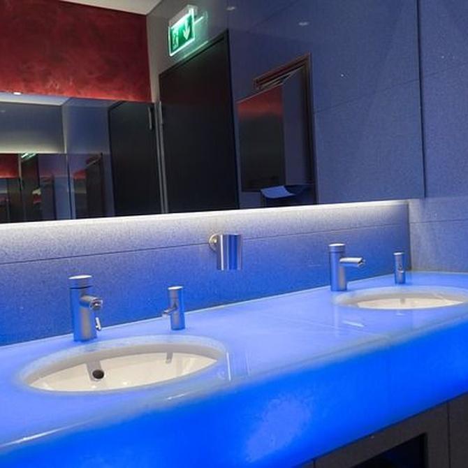 Tipos de lavabos para tu baño