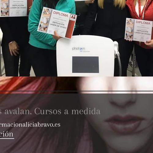 Peluquería y estética en Córdoba: Alicia Bravo