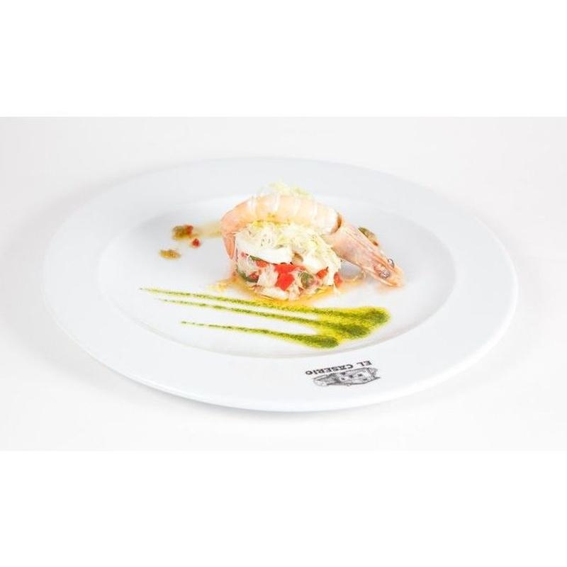 Menú celebración nº 3: Menús y carta  de Restaurante El Caserío
