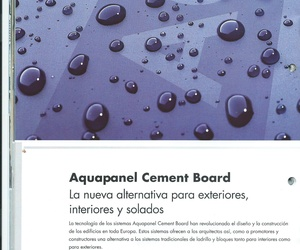 Aquapanel Cement Board
