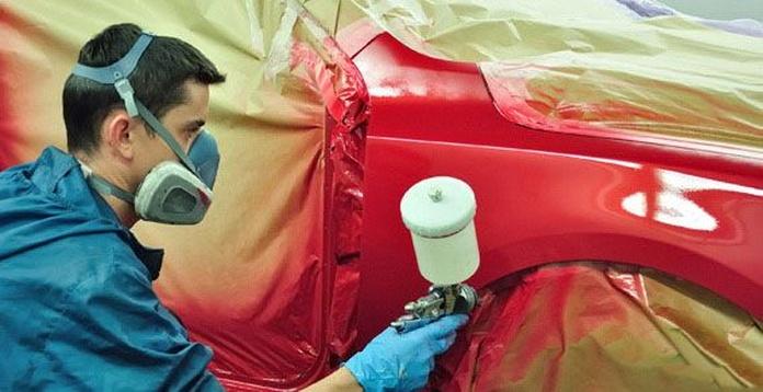 Chapa y pintura: Servicios de Taller El Sutu