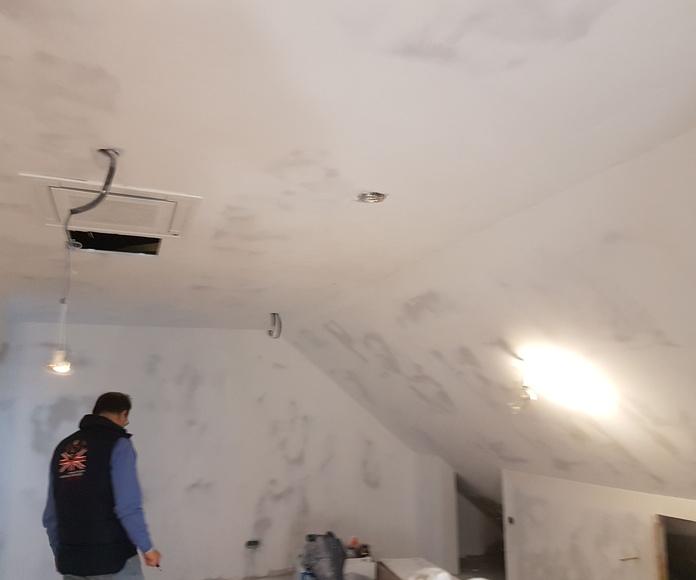 Albañilería: Servicios de Reformas Namoc