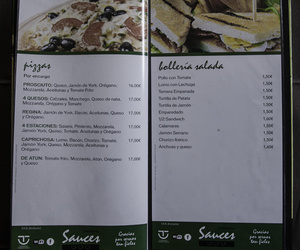 Pizza en  Navia